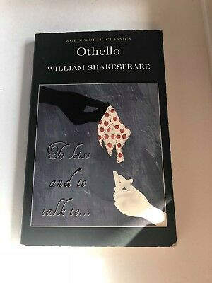 Wordsworth Classic Othello by William Shakespeare