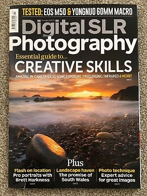 Digital SLR Photography Magazine (November 2018 - Issue 144)