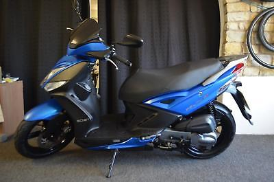 2018 18 Kymco Agility CITY PLUS  1 MATURE OWNER !!