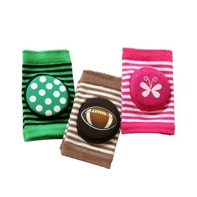 Toddler Baby Infant Knee Pads Crawling Safety Cushion Soft Pad Protector 1Pair