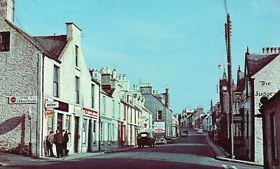 old postcard of Glenluce, Dumfries and Galloway