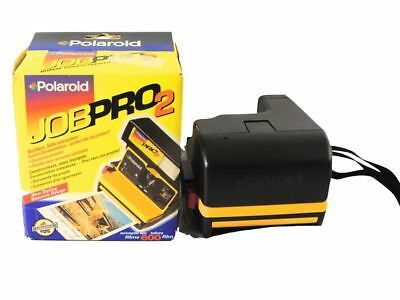 NEW - Vintage POLAROID JOB PRO 2 CAMERA