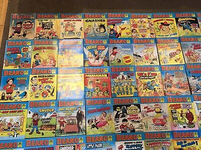 BEANO Comic Library - 1 to 60 Collectors item!
