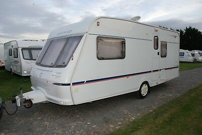 Fleetwood Heritage 550 ES 5 BERTH 2003
