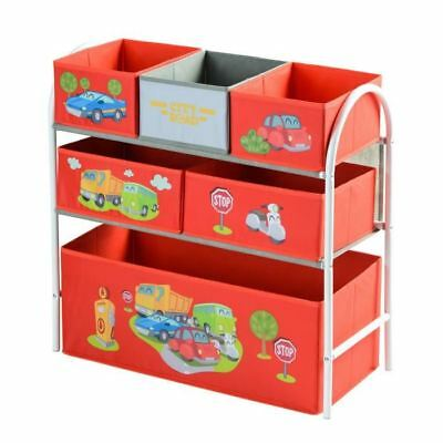 MY NOTE DECO Etagere a Casiers Trafic