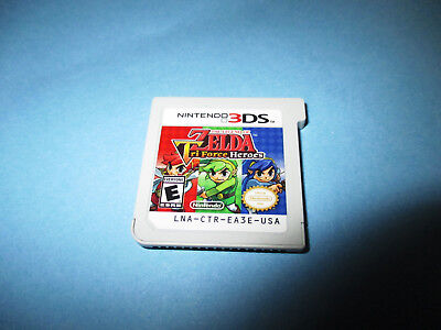 The Legend of Zelda: Tri Force Heroes (Nintendo 3DS) XL 2DS Game