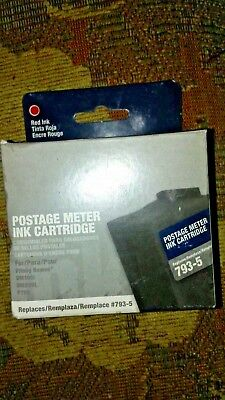 Compatible Postage Meter Ink Cartridge for Pitney Bowes 793-5 P700 DM100l DM200L