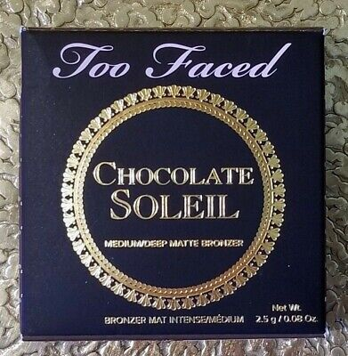 Too Faced Chocolate Soleil Matte Bronzer (Authentic)