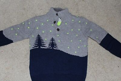 Boys Size Small (6/7) Gap Sweater