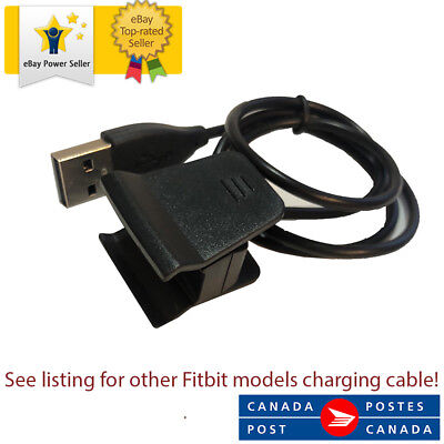 USB Charging Charger Cable For Fitbit Alta HR 55cm