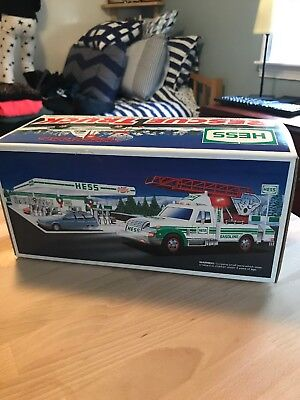 1994 *HESS* RESCUE TRUCK  *Exceptional Condition*.