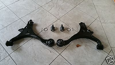 Honda Civic Type R 01-05  Two Front Wishbone Suspension Arms & Two Ball Joints