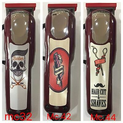 Sticker Decal To Personalise Your Wahl Magic Clip Cordless Clipper Barber Shops