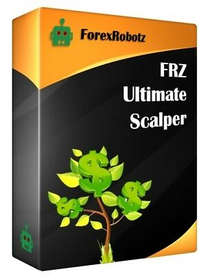 FRZ Ultimate Scalper - Automated Forex Trading Scalper EA for MT4