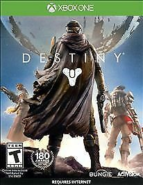 Xbox One Destiny game Excellent Condition Bungie Activision FREE SHIPPING