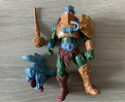 Masters of the Universe man at arms wie MOTU Classics Ultimate Edition He Man