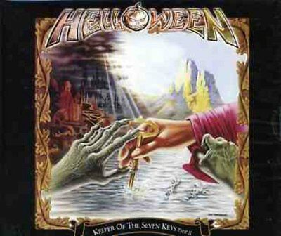 Helloween 'Keeper Of The Seven Keys Pt. II - Expanded Edition' CD - NEW