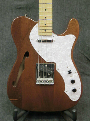 Fender Classic 69 Telecaster Thinline 2016 Natural Guitar Free Shipping