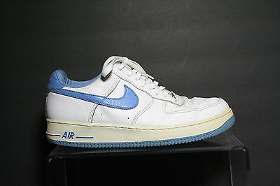 Nike Air Force 1 02' VTG UNC Sneaker Carolina Athletic Hip Multi Men 11.5 Jordan