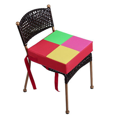 Baby Kids Booster Seat Children Increased Soft Pad Cushion Dining Chair Cover uk
