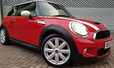2008 Mini Hatch Cooper S ** Xenons * Chilli Pack * 12 Month Mot Supplied