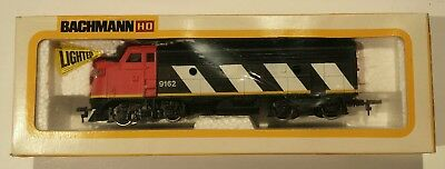 Bachmann HO Scale Canadian National EMF F9 Diesel Lighted CN 9162 400508 in Box!