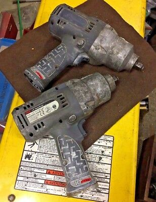 """2: Ingersoll Rand W360 19.2V 1/2"""" Cordless Impactool Impact WRENCH No Battery IR"""