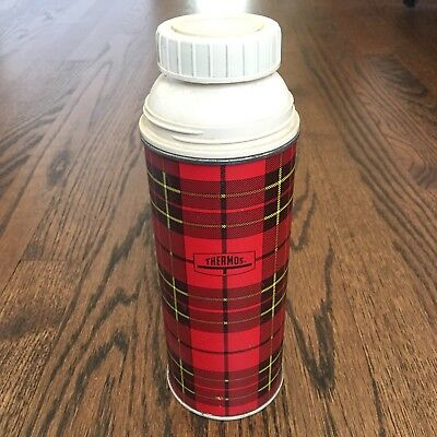 Vintage 1964 King-Seeley Thermos Pint - Bottle No. 2242 - Made In USA