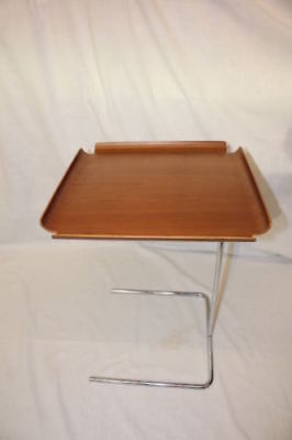 Vintage Mid-Century Modern George Nelson  Tray Table by Herman Miller 1 of 2