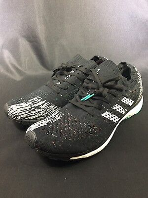 official photos 040d6 343ad Adidas Adizero Prime Boost LTD CP8922 Mens Sz 10.5 Yeezy 350 Black White  Ultra