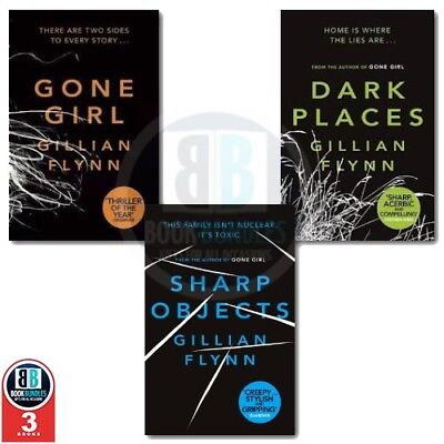 Gillian Flynn Complete Collection (3 books in 1) - PDF/EPUB/MOBI e.b00k