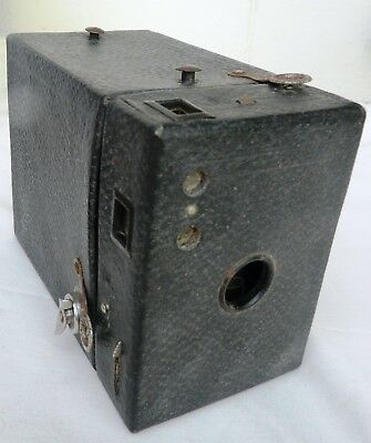 Very Early Kodak Eastman Box Camera Made in Rochester USA Brownie