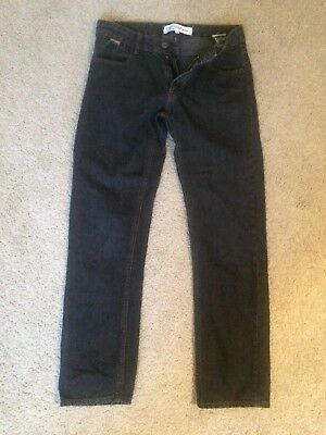 Firetrap Boys Straight Leg Jeans Age 12-13 Years