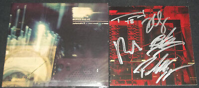 Between The Buried And Me Automata I CD With Autographed / signed CD Booklet