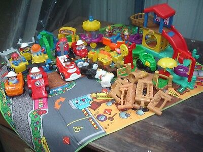 fisher price little people bulk lot