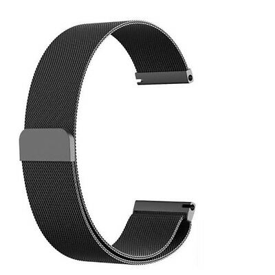 Adjustable Magnetic Loop Milanese Wristwatch Band For Huawei Smart Watch GT 1pc
