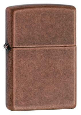 "Zippo ""Antique Copper"" Finish Full Size Lighter, 301FB"