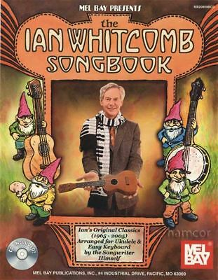 The Ian Whitcomb Songbook Book/CD Ukulele Chord Melody Songbook