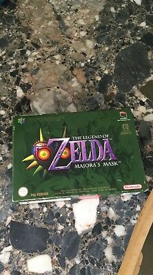 The Legend of Zelda : Majora's Mask Ultra Rare pour Nintendo 64