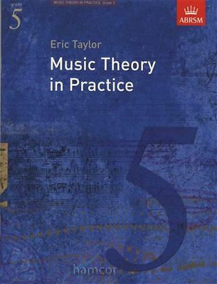 Music Theory in Practice ABRSM Grade 5 Exam Syllabus Support Book