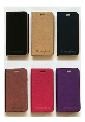 Luxury Magnetic Flip Classic PU Leather Stand Case Cover For Various Huawei