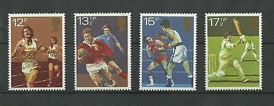 Great Britain 1980 Sport MNH