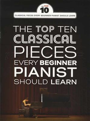 The Top 10 Classical Pieces Every Beginner Pianist Should Learn Piano Music Book