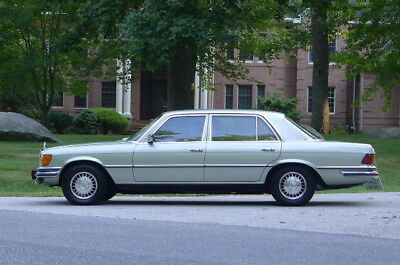 1973 Mercedes-Benz 400-Series 450SEL