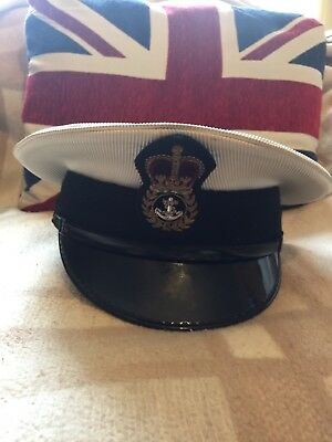 Royal Navy Officer's Hat