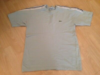 cb534979bc41 LACOSTE TEE SHIRT homme taille 3 gris - EUR 26