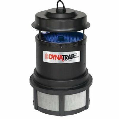 DYNATRAP DT2000XLP Electric 48 Watt 1 Acre Bug Mosquito Zapper Insect Trap