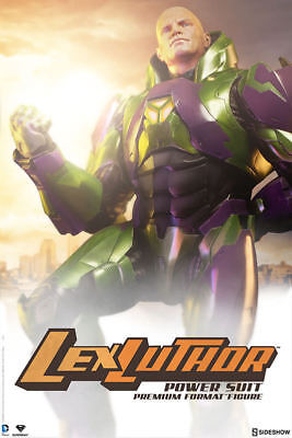 Sideshow DC Comics Lex Luthor Premium Format - Superman, Batman, Wonder Woman