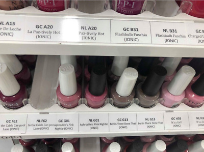OPI ICONIC Matching Color Duo Gel Polish & Nail Lacquer 15ml-0.5oz - Pick Any