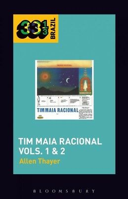 Tim Maia Racional, Paperback by Thayer, Allen, ISBN-13 9781501321535 Free shi...